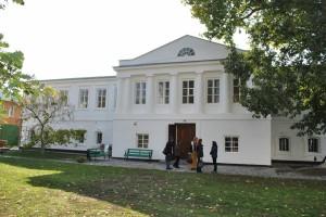 Ефремовское подворье в монастырском комплексе