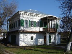 Дом-крепость Жученкова