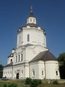 Преображенская (Ратненская) церковь
