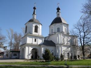 Донская Домовая церковь, 1756-1761
