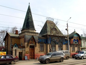 Дом Шаронова