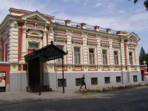 Мемориальное здание (картинная галерея)