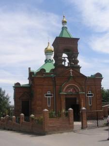 Храм во имя Святого Великомученика Георгия Победоносца