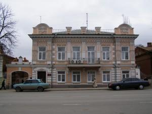 Жилой дом купца 3-й гильдии  П.М. Кирюнина