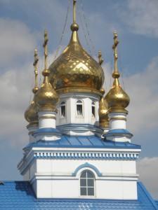 Храм во имя Иверской иконы Божией Матери