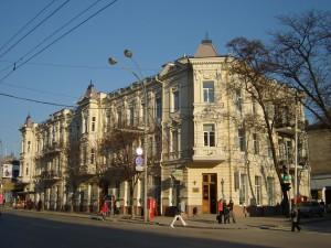 Доходный дом купца Н.И. Токарева
