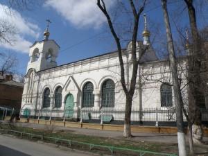Храм во имя Покрова Божией Матери  (Старообрядческий собор Покрово-Ильинский)