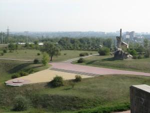 Мемориальный комплекс «Памяти жертв фашизма»