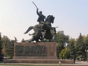 Памятник Первой Конной