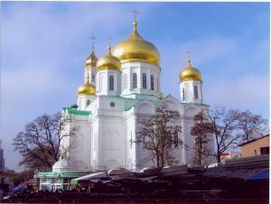 кафедральный собор во имя Рождества Пресвятой Богородицы